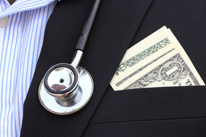 About one-quarter of doctors expressed dissatisfaction with their provider compensation in 2016
