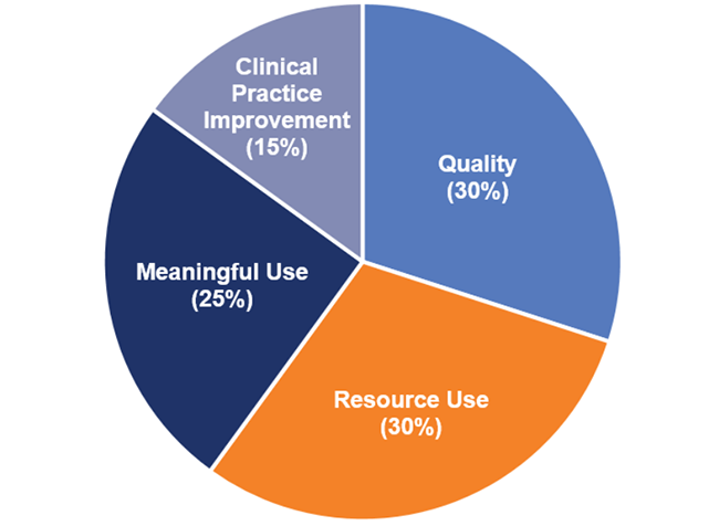 Programs making up MIPS composite score