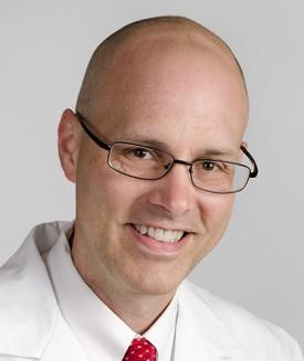 Chris Echterling MD, WellSpan Health's Medical Director of Vulnerable Populations